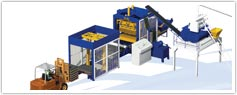 Machinery for Building Materials
